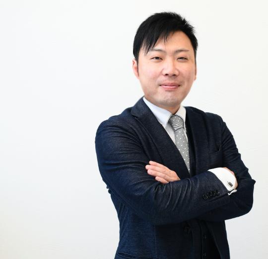 代表取締役 大石 雅陽